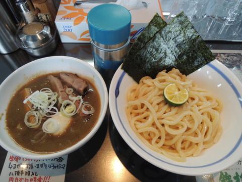 特製つけ麺(1100円)