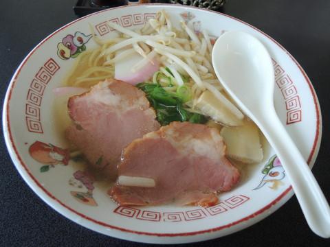中華そば(480円)