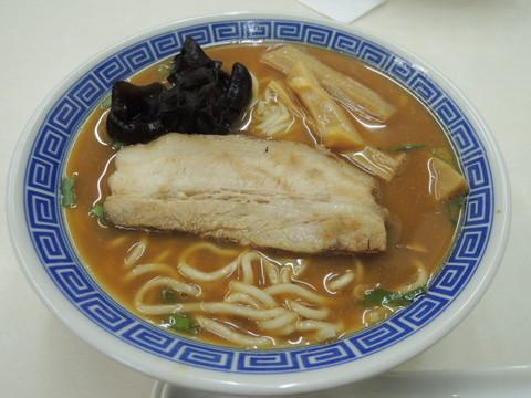 中華そば(850円)
