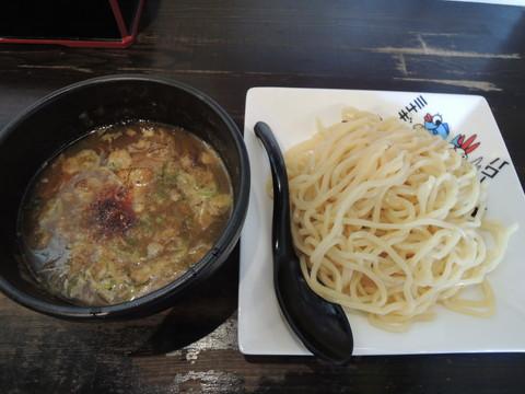 近江つけ麺(850円)