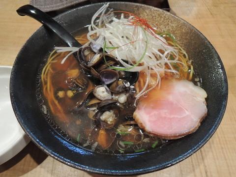 淡海(せたしじみ)らーめん(900円)