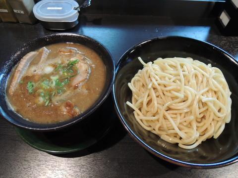 重厚つけ麺 並(250g)肉多め(1000円)
