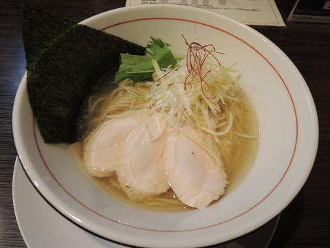 塩らぁめん(700円)