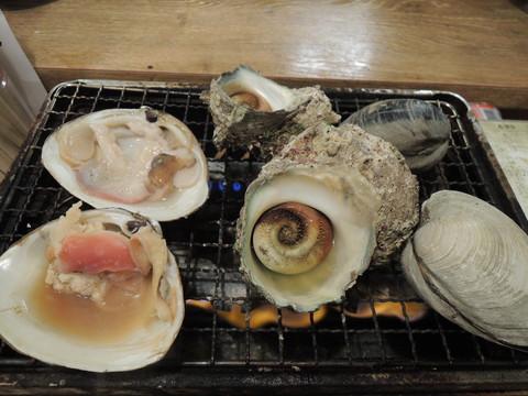 活貝焼 大盛り(ホタテ以外)