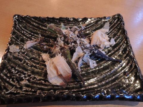 原始焼き オクラ(164円)