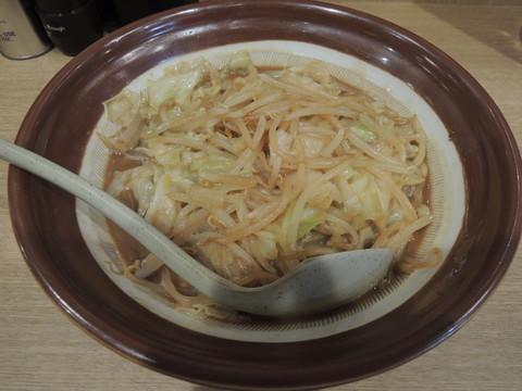 味噌ラーメン(730円)