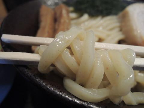 つけ麺(中)の麺