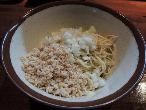 和え玉(味付きの替え玉)(200円)