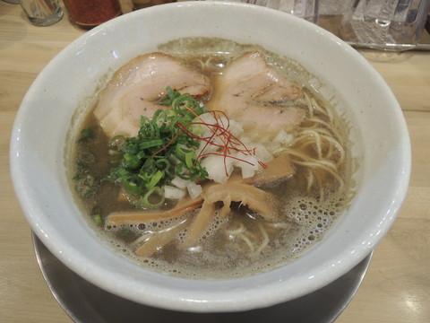 煮干そば(850円)