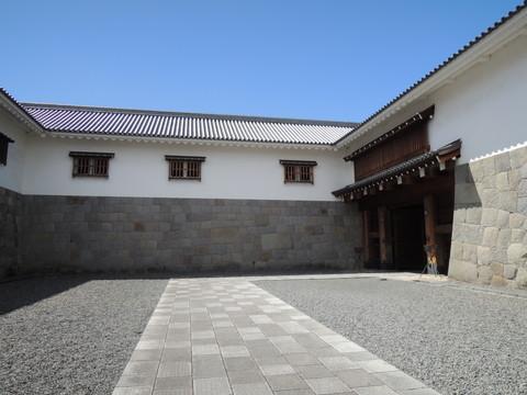 駿府城(東御門・巽櫓)