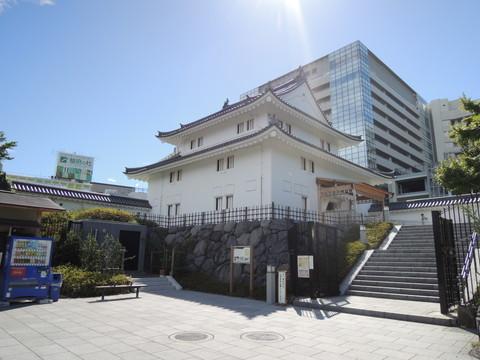 駿府城(坤櫓)