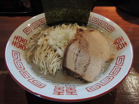 中濃中華ソバ(800円)