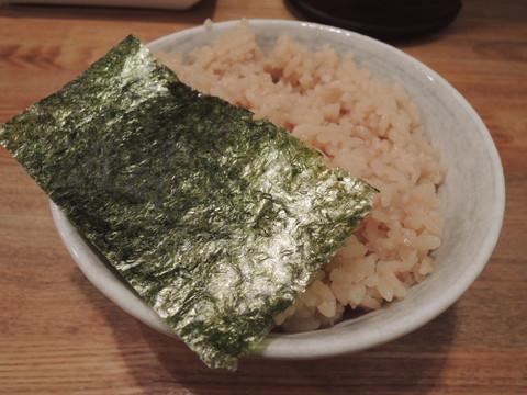 香味ごはん(180円)
