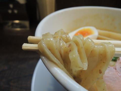 えびかに合戦の麺