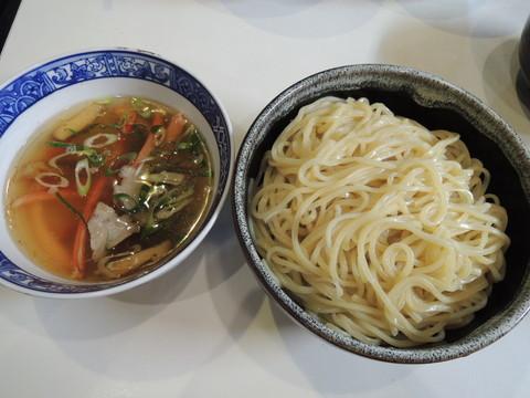 紅ズワイガニ塩つけ麺(400g)(1300円)