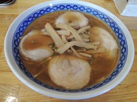 らぁ麺(松)(800円)