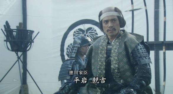 平岩親吉(ひらいわ ちかよし) 真田丸