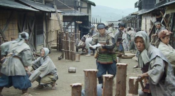城下町が出来始めたのは戦国時代 真田丸