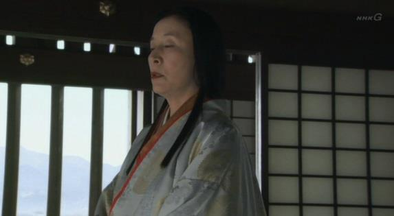 「乳母(うば)の乳で育てると、自分になついてくれないのではと・・・」薫 真田丸