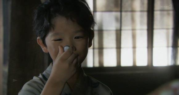 泣いていた子供もニッコリ 真田丸