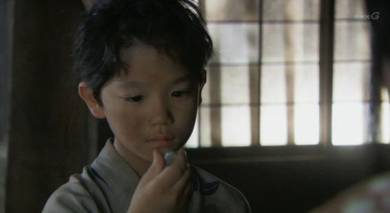 僅かに子供が得している 真田丸