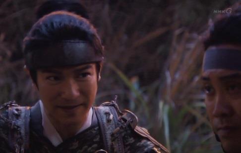 「敵は戦巧者の徳川。油断出来ません。今夜からここで構えます」真田信繁 真田丸