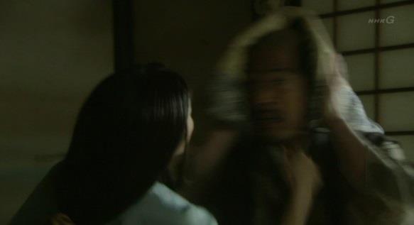 突然の大地震に慌てふためく徳川家康 真田丸