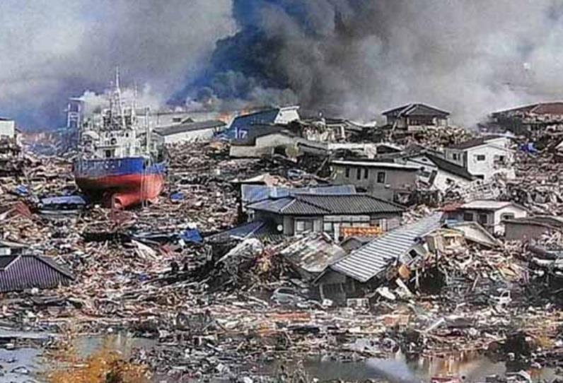 東北大震災