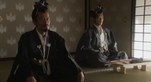 降伏した上杉景勝 真田丸