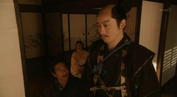 「上杉様には関白殿下にお会いするために上洛していただいたのだ、意味がわからぬか?」石田三成 真田丸