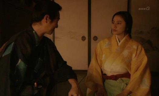 「なるほど。このまま大阪に行っては上洛とはなりませぬからね。それで京にとどまるのだ」真田信繁 真田丸