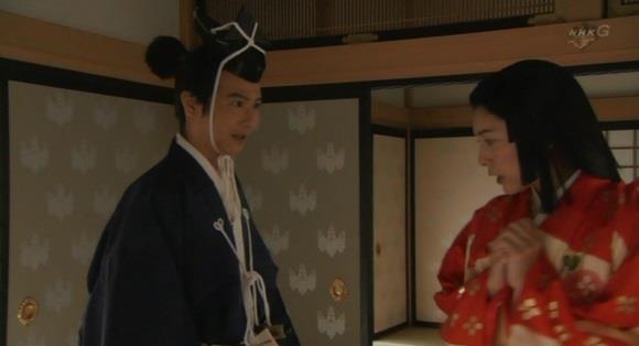 「私ねぇ清須のお城に住んでいたことがあるの」茶々 真田丸