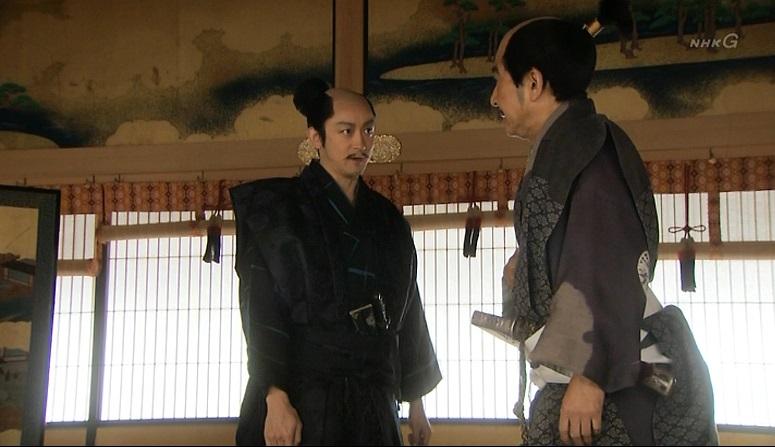 「知っておられましたね・・・」石田三成 真田丸