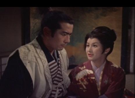 二代目・吉野太夫と宮本武蔵
