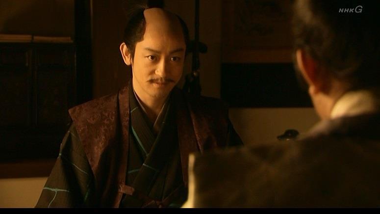 石田三成が治部少輔(じぶのしょう)※という官職をもらっている 真田丸