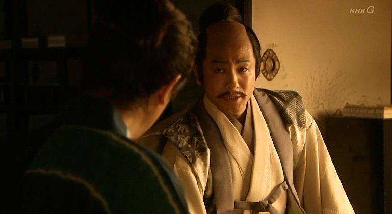 「お主がやればいい、俺はその下で働く」大谷吉継 真田丸