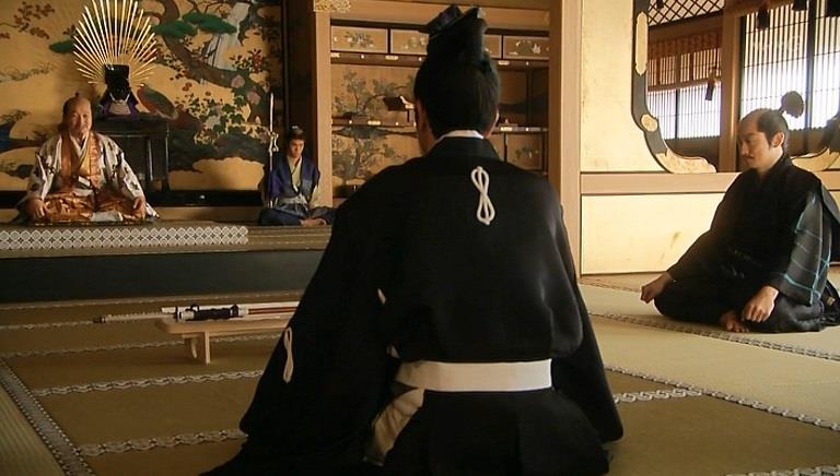 「東の要として関東を抑えて貰いたい。お主の父は関東管領。お主ほど相応しい者はあるまい」羽柴秀吉 真田丸