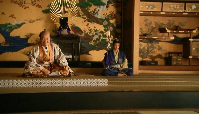 天皇の居る京都も秀吉の領地 真田丸