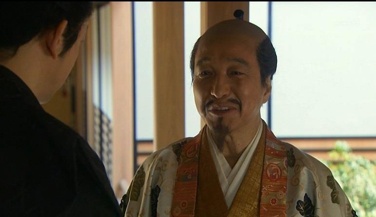 「利休の意見が聞きたいのぅ」羽柴秀吉 真田丸