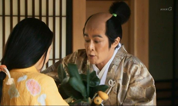 「叔母上に孫七郎からと言って渡してくれないか」羽柴秀次 真田丸