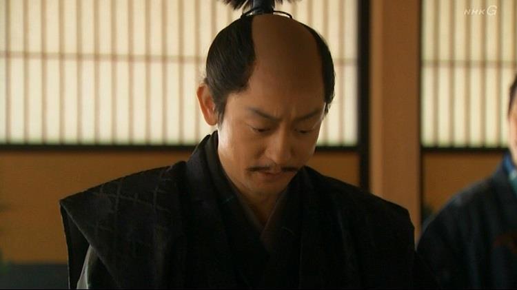 「御意(ぎょい)」石田三成 真田丸