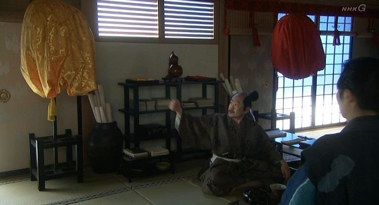 「赤母衣衆(あかほろしゅう)と黄母衣衆(きほろしゅう)」平野長泰 真田丸