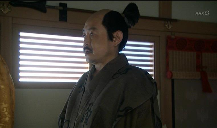 「なにがよしなに・・・だ。偉そうに抜け作が!!」平野長泰 真田丸