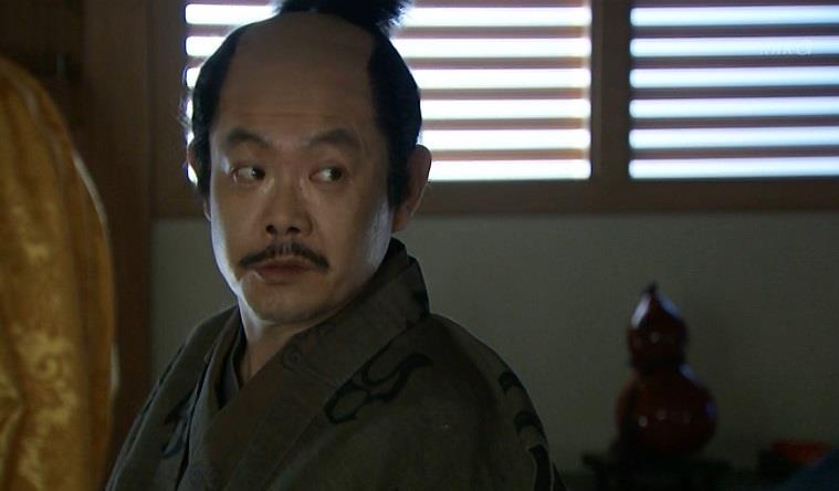 「本当はな助作というのだが、古い仲間は皆、抜け作と呼んでんだヌフフ」平野長泰 真田丸