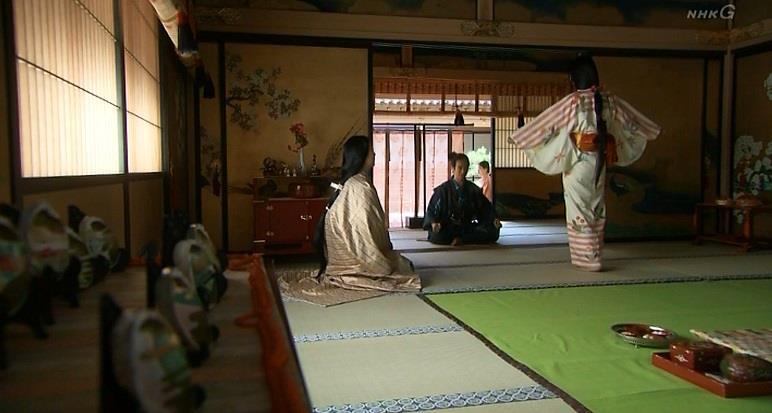 茶々をずっと育ててきた大蔵卿局 真田丸