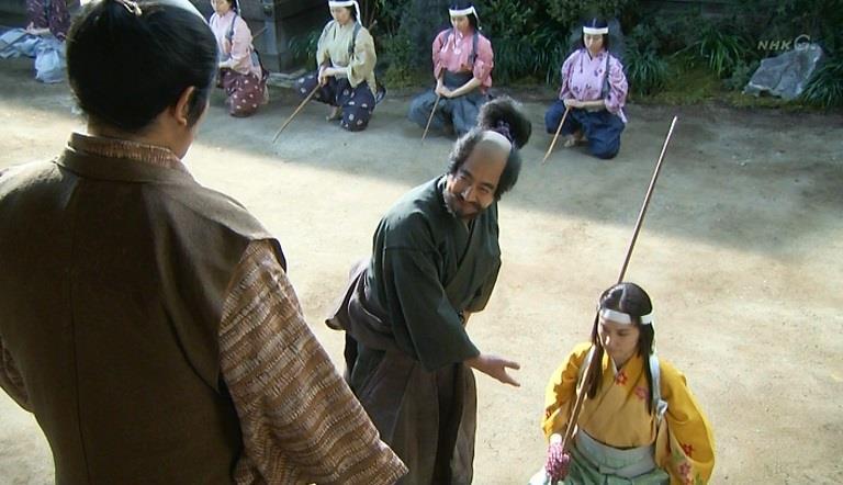 「娘の稲でございます」本多忠勝 真田丸