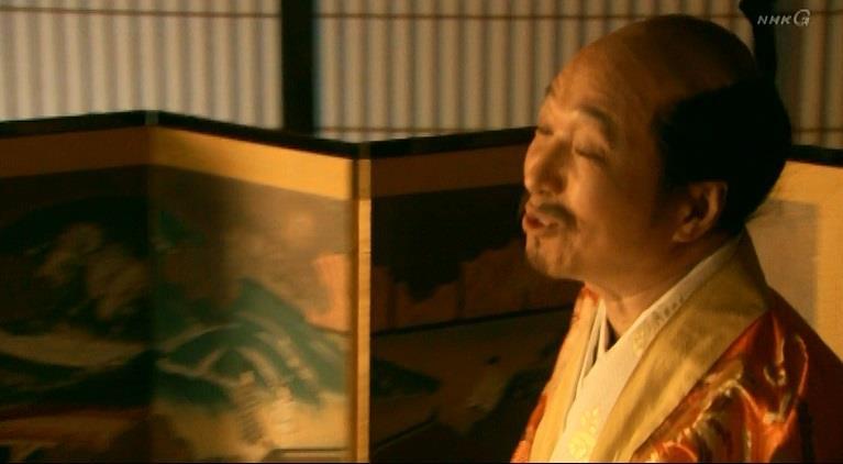 「実のところはよ~、関白になったら、身分の低い者とは酒も飲めんらしいで」豊臣秀吉 真田丸