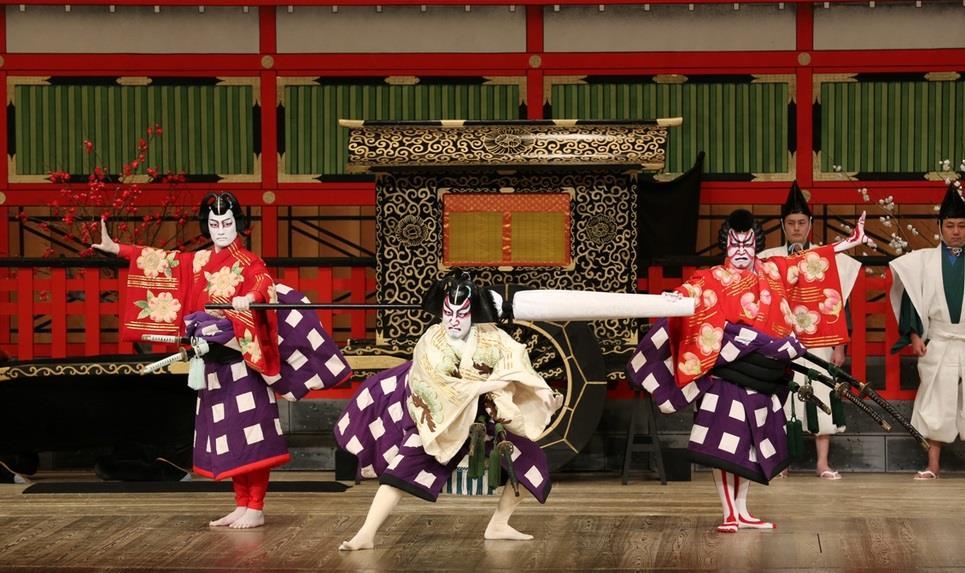 女人禁制の歌舞伎