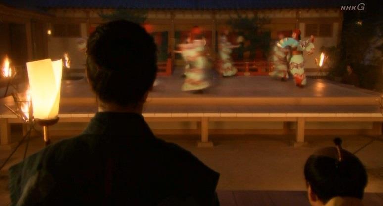 エロティックな踊りをしていた出雲阿国 真田丸
