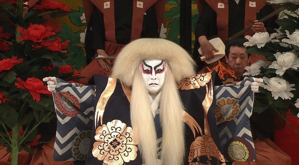重要無形文化財の歌舞伎